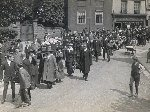 Suffragette Funeral in the Vineyard