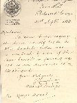 New Address in 1893